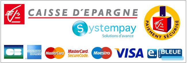 Paiement sécurisé SystemPay